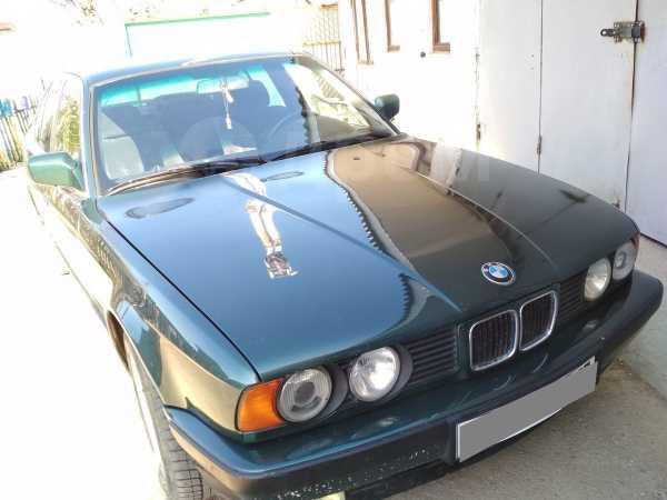 BMW 5-Series, 1991 год, 199 000 руб.
