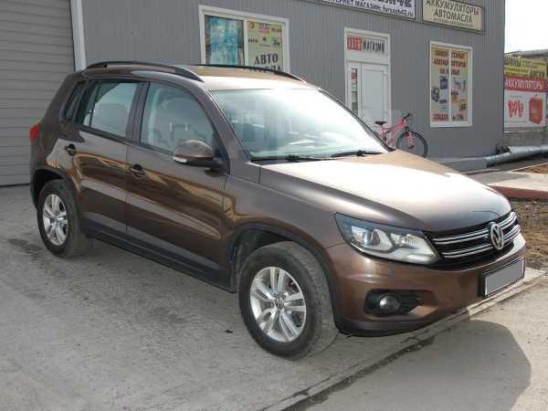 Volkswagen Tiguan, 2014 год, 1 089 000 руб.