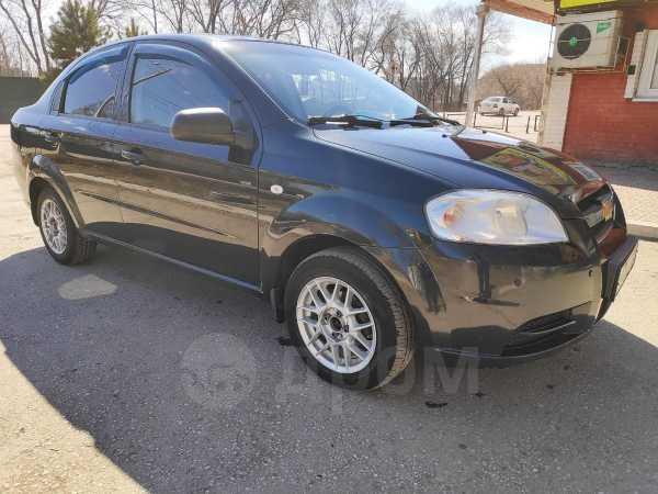 Chevrolet Aveo, 2011 год, 298 000 руб.
