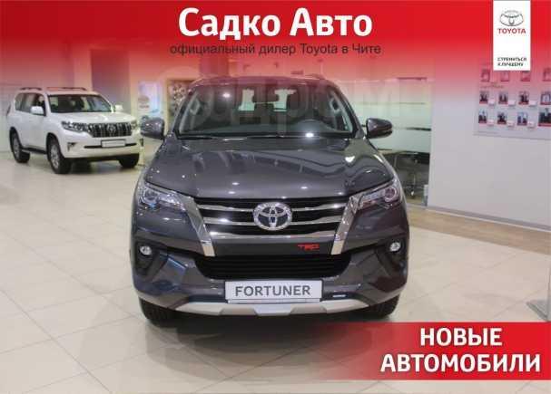 Toyota Fortuner, 2019 год, 2 951 000 руб.