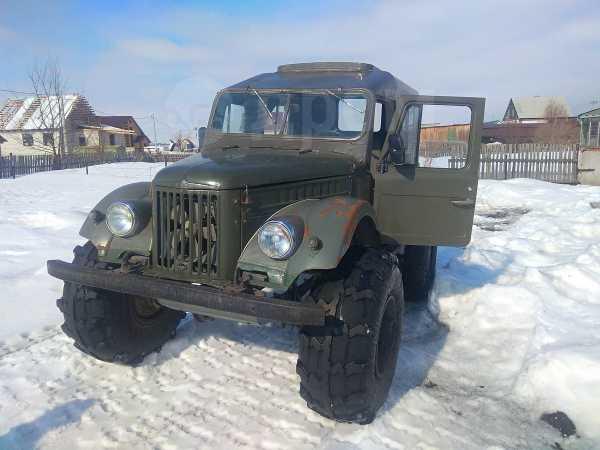 ГАЗ 69, 1972 год, 200 000 руб.