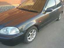 Уфа Civic 1997