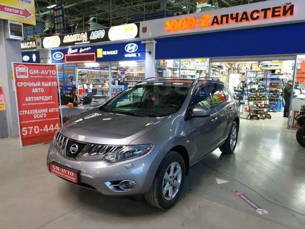 Nissan Murano, 2009 год, 829 000 руб.