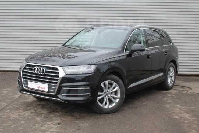 Audi Q7, 2017 год, 3 520 000 руб.