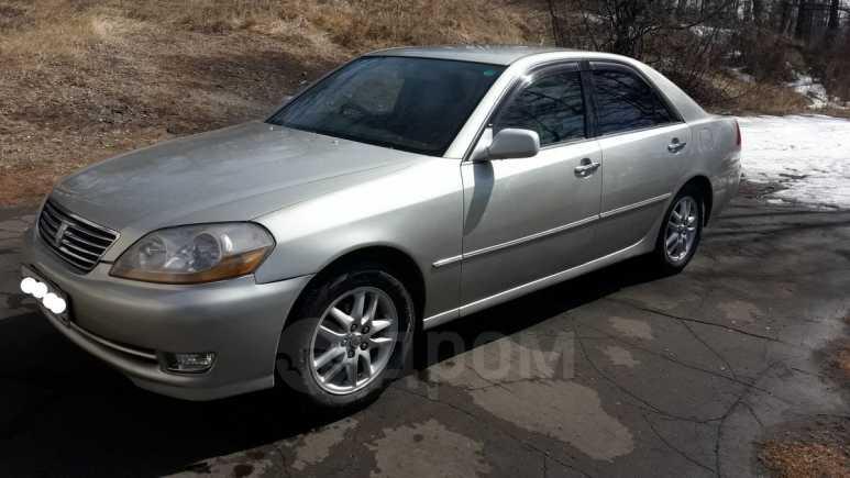 Toyota Mark II, 2003 год, 333 000 руб.