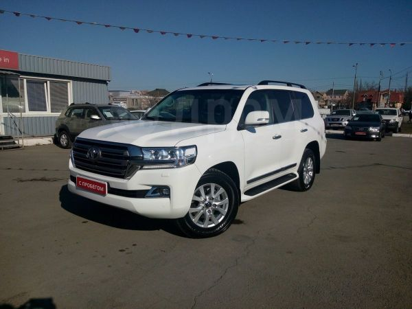 Toyota Land Cruiser, 2015 год, 3 699 000 руб.