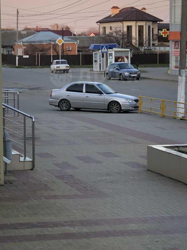 Hyundai Accent, 2005 год, 190 000 руб.