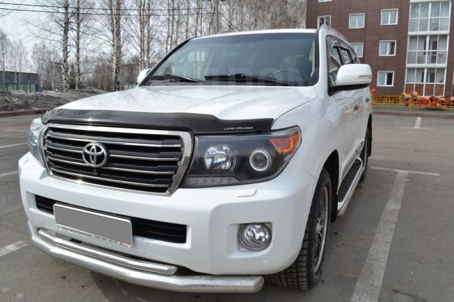 Toyota Land Cruiser, 2014 год, 2 770 000 руб.