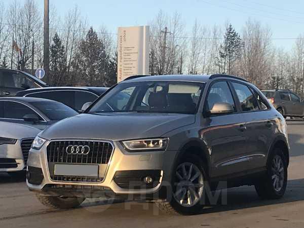 Audi Q3, 2013 год, 1 190 000 руб.