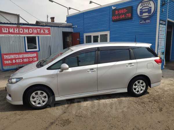 Toyota Wish, 2010 год, 785 000 руб.