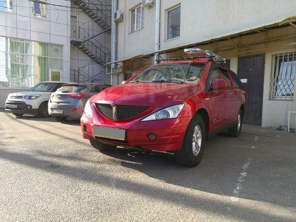 SsangYong Actyon Sports, 2008 год, 429 000 руб.