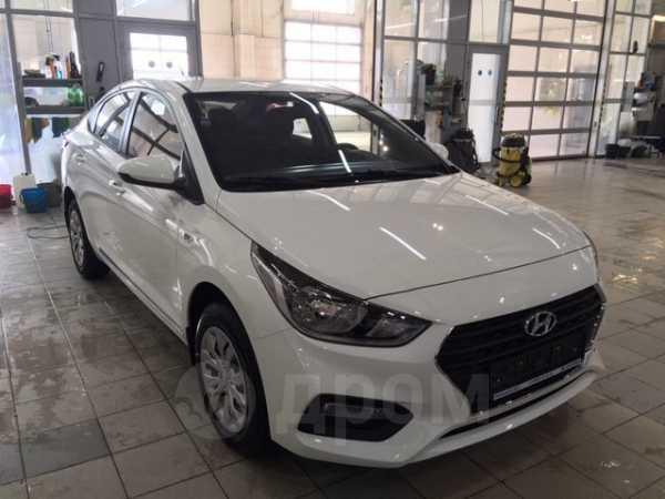 Hyundai Solaris, 2019 год, 735 000 руб.