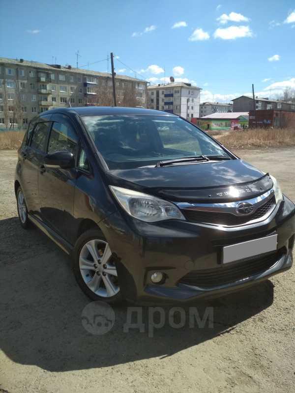 Subaru Trezia, 2011 год, 555 000 руб.