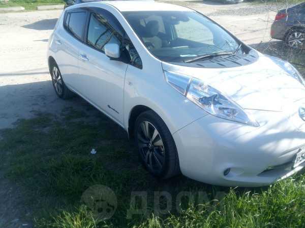 Nissan Leaf, 2016 год, 1 200 000 руб.