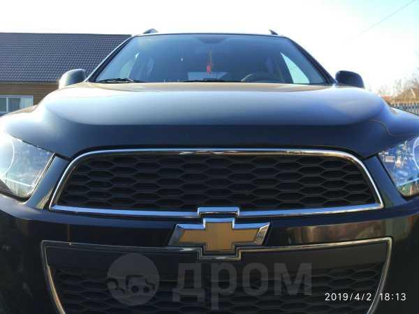 Chevrolet Captiva, 2015 год, 1 000 000 руб.