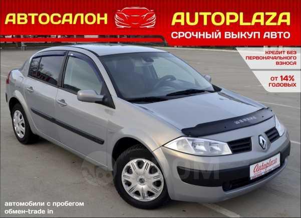 Renault Megane, 2004 год, 239 000 руб.