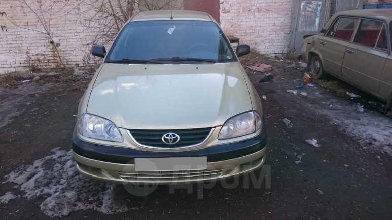 Toyota Avensis, 2001 год, 230 000 руб.