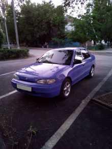 Красноперекопск Accent 1995