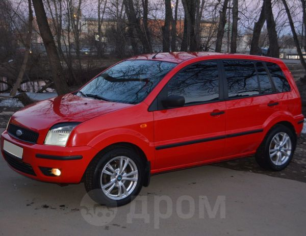 Ford Fusion, 2005 год, 190 000 руб.