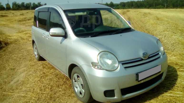 Toyota Sienta, 2009 год, 378 000 руб.