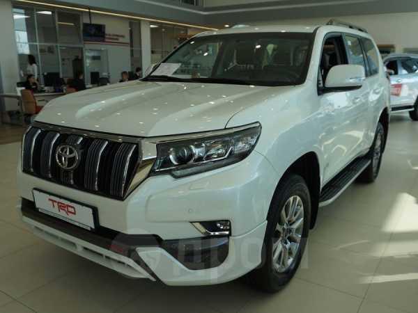 Toyota Land Cruiser Prado, 2019 год, 4 065 430 руб.