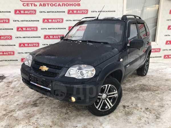 Chevrolet Niva, 2014 год, 409 900 руб.