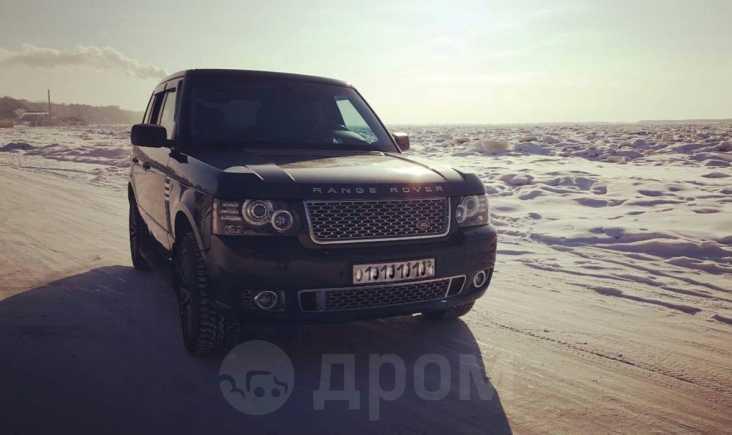Land Rover Range Rover, 2005 год, 1 200 000 руб.