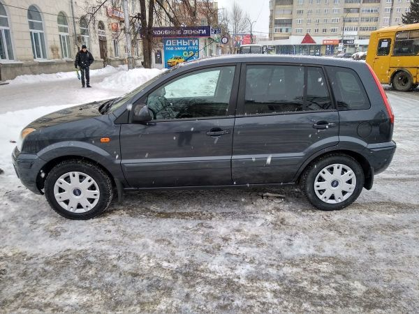 Ford Fusion, 2009 год, 340 000 руб.