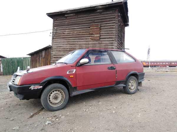 Лада 2108, 1993 год, 65 801 руб.