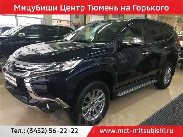 Mitsubishi Pajero Sport, 2018 год, 2 495 000 руб.