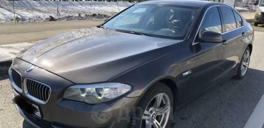 BMW 5-Series, 2010 год, 930 000 руб.