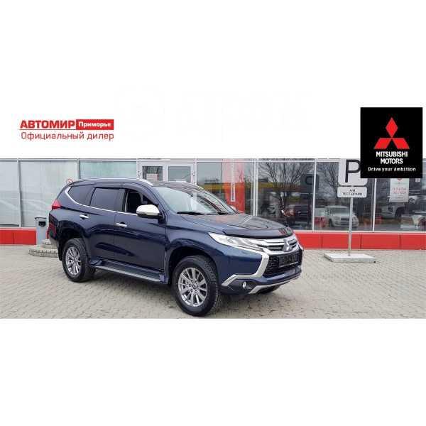 Mitsubishi Pajero Sport, 2018 год, 2 906 000 руб.