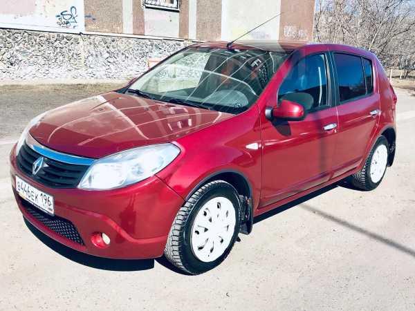 Renault Sandero, 2010 год, 309 000 руб.
