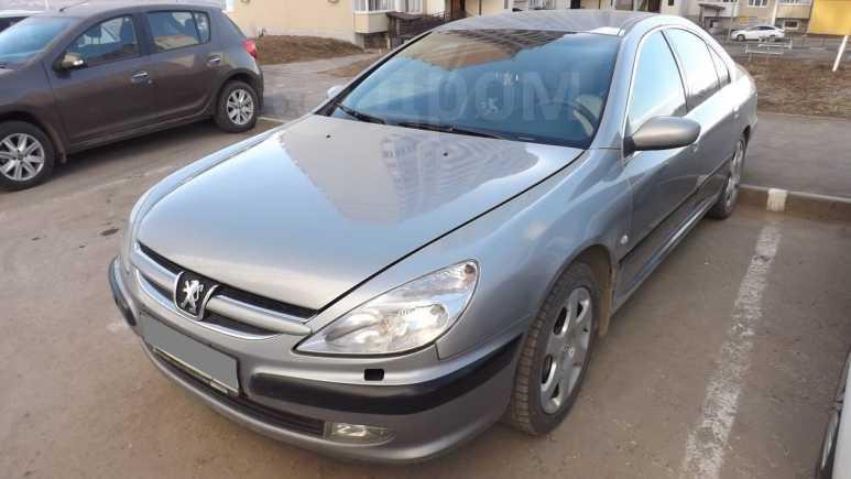 Peugeot 607, 2004 год, 320 000 руб.
