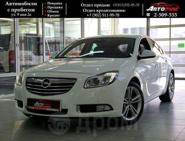 Opel Insignia, 2010 год, 687 000 руб.