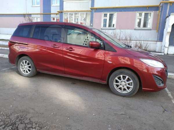 Mazda Premacy, 2017 год, 849 000 руб.