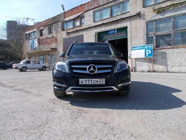 Mercedes-Benz GLK-Class, 2013 год, 1 380 000 руб.