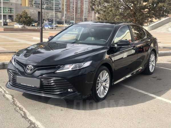 Toyota Camry, 2018 год, 3 333 333 руб.