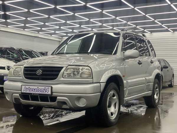 Suzuki Grand Vitara, 2003 год, 359 999 руб.