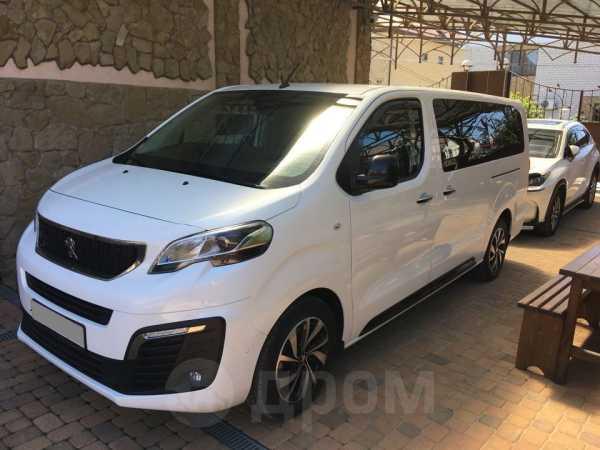 Peugeot Traveller, 2018 год, 2 650 000 руб.