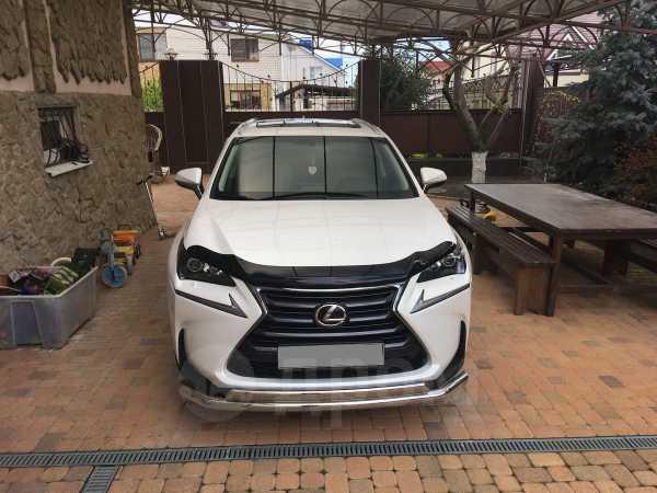 Lexus NX200, 2017 год, 2 500 000 руб.