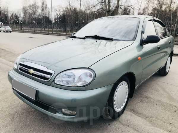 Chevrolet Lanos, 2006 год, 155 000 руб.