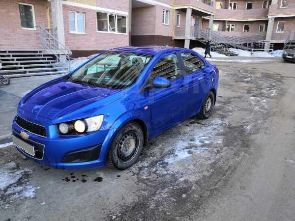 Chevrolet Aveo, 2012 год, 365 000 руб.