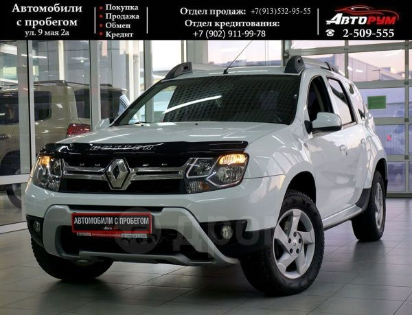 Renault Duster, 2015 год, 797 000 руб.