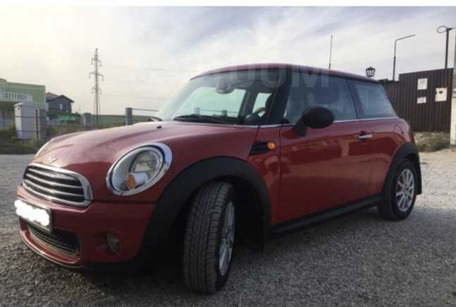 Mini Hatch, 2011 год, 570 000 руб.