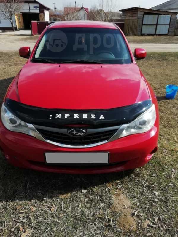 Subaru Impreza, 2008 год, 349 000 руб.
