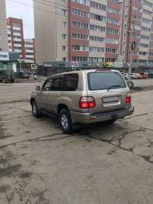 Иркутск Lexus LX470 1999