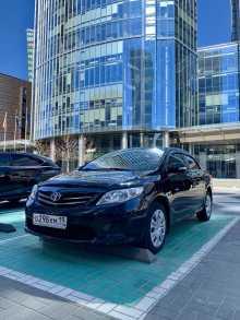 Калининград Corolla 2012