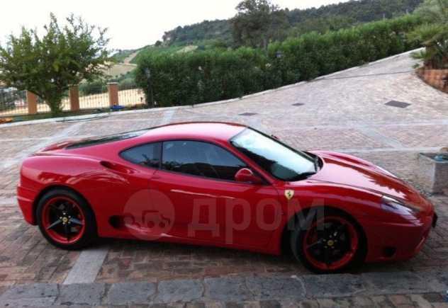 Ferrari 360, 2000 год, 3 850 000 руб.