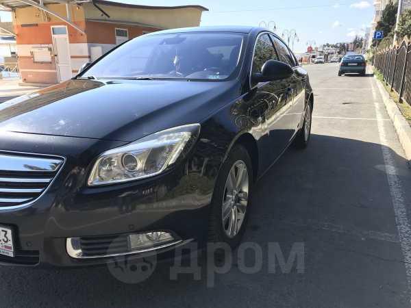 Opel Insignia, 2010 год, 635 000 руб.